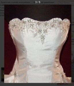 Wedding Gown Cleaning.... only $85... Only $55 for Trainless