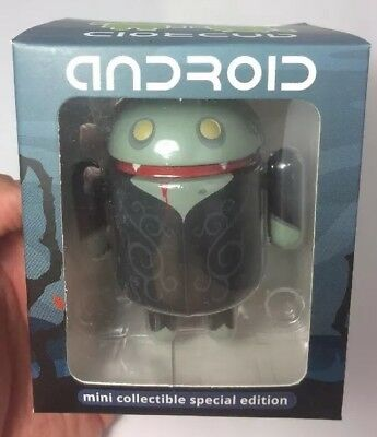 Andrew Bell Android Halloween Power Vampire Google Vinyl Collectible Limited Ed - Android Halloween