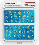 Cover Plate NEW Nintendo 3DS - Pokemon (Mystery Dungeon) ...