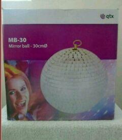 MB-30 MIRROR BALL