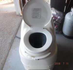 Sun Mar Excel Composting   toilet.