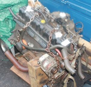 0 IIIII 0 4.0ltr coil pack engine for parts / rebuild