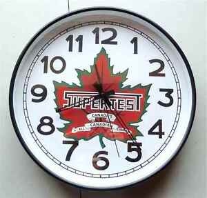 Supertest Clock