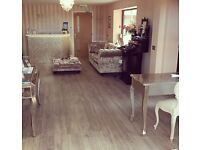 Nail station to rent in boutique salon