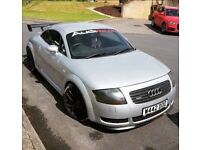 Audi TT mk1 Stage 1 Price to sell £1999