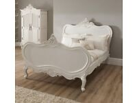 Brand new!!! French style double bed