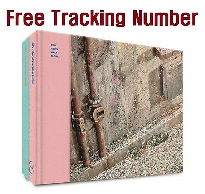 *Free Tracking Number!! BTS You Never Walk Alone 2version SET-WINGS+2Posters