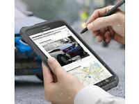 Samsung galaxy active business tab 4G & Wifi