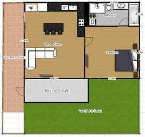 1x1 Detached, Private & Newly Renovated Granny Flat Lesmurdie Kalamunda Area Preview