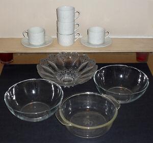 Kitchen items :
