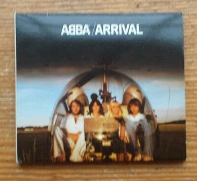 Arrival - ABBA (1976 CD, Remastered in 2001)