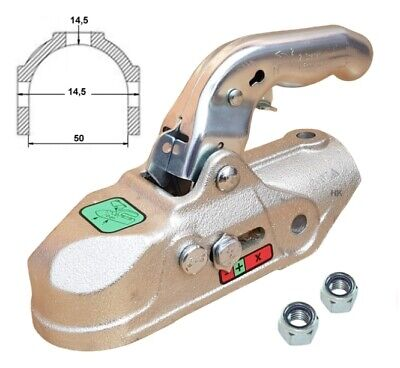 Knott Kugelkupplung K20-A N3 2.000kg /Ø 50mm K20A K20 A