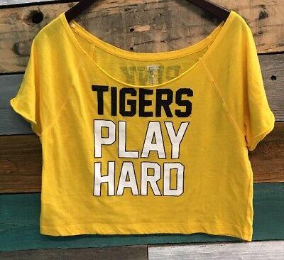 Ncaa Womens Missouri Mizzou Tigers T Shirt Size Medium