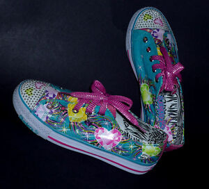 NEW pair of Flirty Flutters Running Shoes :Size 5 :Never WornNEW Cambridge Kitchener Area image 1