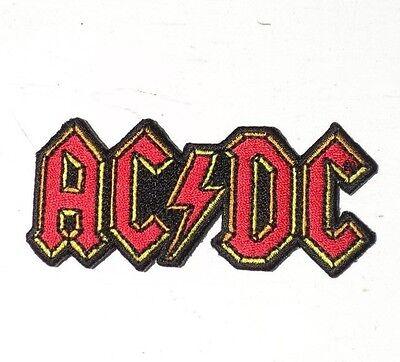 AC/DC Original Vintage 2000 Woven Patch NOS