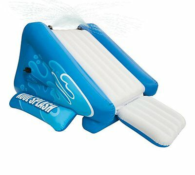 Intex Kool Splash Inflatable Swimming Pool Water Slide Accessory | 58851EP