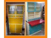 seeking retro kitchen larder cupboard