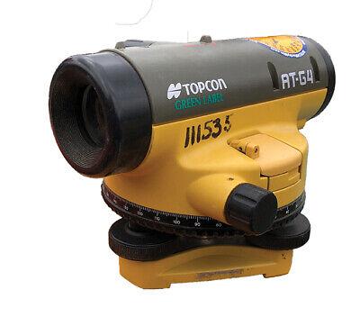Topcon At-g4 - 26x Automatic Surveyor Level