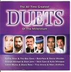 cd - Various - The All Time Greatest Duets Of The Millenium
