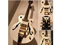 Epiphone Wildkat / electric guitar with hardcase