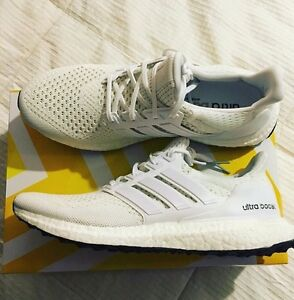 Adidas ultra boost and Nmds