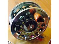 Salmon Pfluger Fly Reel + Free Fly Line