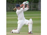 Cricketer wanted Cricket players play League Friendly Midweek Weekdays Sat/Sun Regular Social FUN