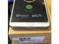 Samsung Galaxy Note 3 White With Gold Trim 32 GiG Unlocked