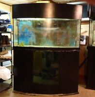 Aquariums for sale.  Salt and fresh water
