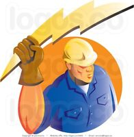 Red seal Journeymen Electrician for cash work