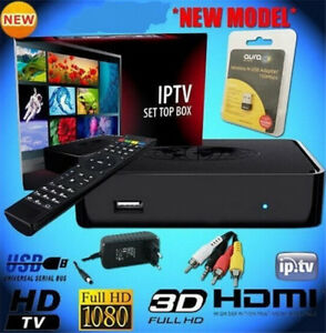 IPTV BOXES IN BRAMPTON, ANDROID BOXES, MAG 254