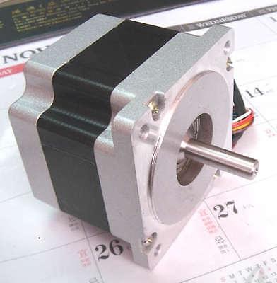Cnc Mill Router Industrial Garde Nema 34 Step Motor 30kg.cm Shaft 38 Stepper