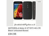 Motorola Moto G xt1072 4g lte