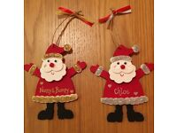 Handmade Personalised Christmas Tree Decoration