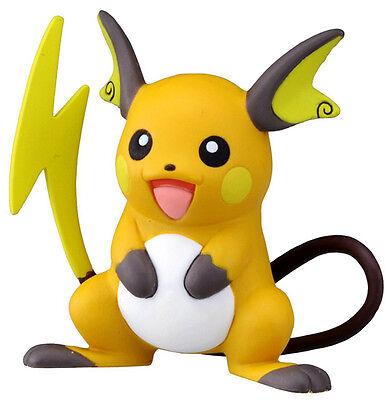Takara Tomy Pokemon MC-047 Raichu XY Pocket Monster Moncolle Collection Figure