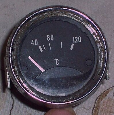 "2"" diameter Temperature gauge"
