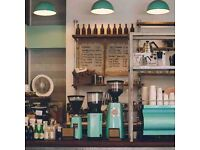 Barista/Floor Staff for Australian/New Zealand style Cafe in London