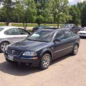 2003 Volkswagen Passat standard fully loaded offer cash/trades