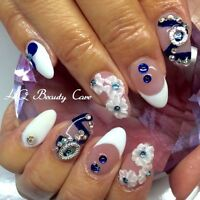 One on One Japanese 3D Nail Art Training