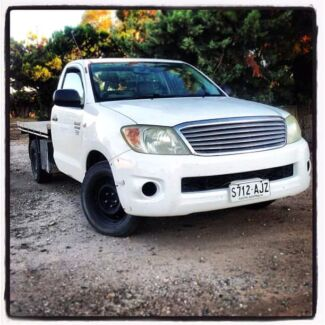 2005 Toyota HiLux Workmate  Cambrai Mid Murray Preview