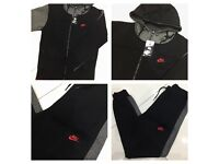 Brand New With Tags Men's Nike Tech Tracksuits Black £30
