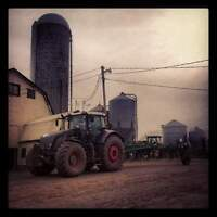Large and Small tractors for Hire