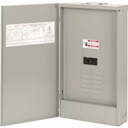 Cutler-Hammer/Eaton BR 200A 8-Space 16-Circuit Outdoor Main Breaker