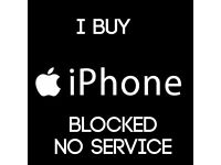 ££ I BUY £: iPHONE 8 PLUS / 8 / X / NOT SERVICE / NOT SIGNAL / LOCKED/ INSURANCE