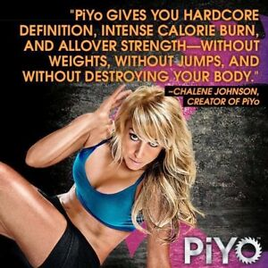 Beachbody Chalene Johnson's PIYO Workout Fitness