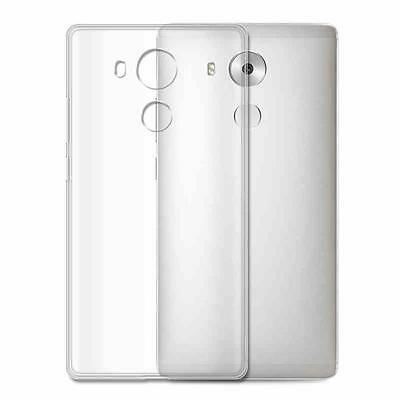 ULTRA THIN 0.3mm Clear Rubber Soft TPU Cover Case For Huawei Mate 8