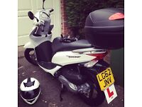 LOW MILEAGE MINT CONDITION 2012 Honda Vision 110 cc Scooter