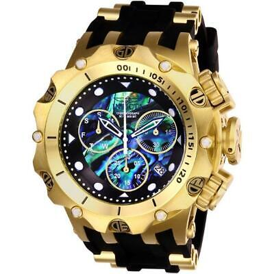 Invicta Venom 26589 Men's Round Chronograph Day/Date Date Oyster Analog Watch