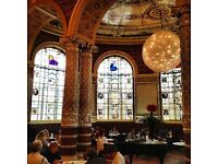 Victoria & Albert Museum Cafe is recruiting front of house Team Members