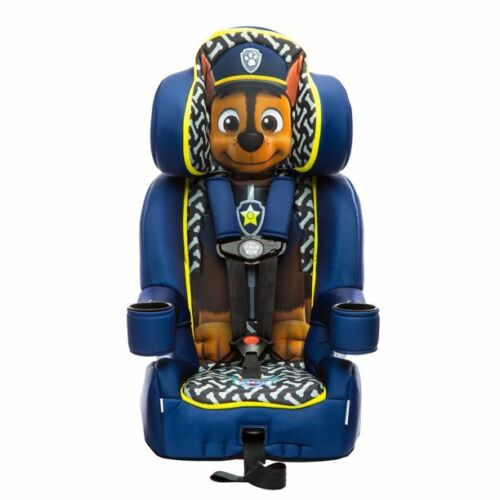 KidsEmbrace Nickelodeon Paw Patrol Chase Combination Harness Car Seat Booster